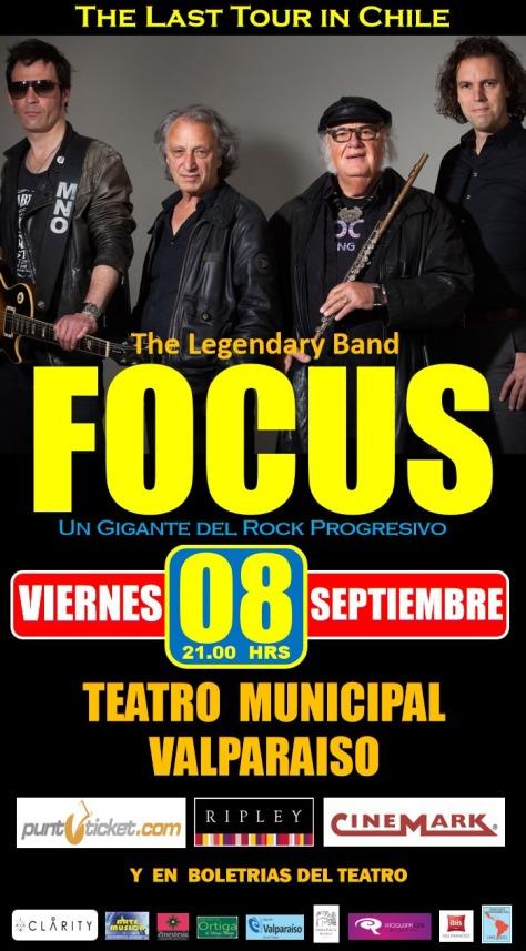 FOCUS EN CHILE
