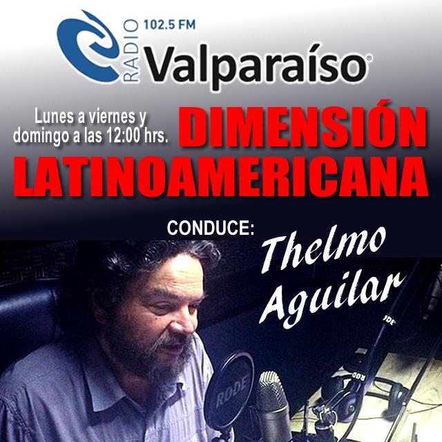 Thelmo Aguilar en Radio Valparaíso